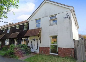 Thumbnail 4 bedroom end terrace house for sale in Aldridge Close, Chelmsford, Essex