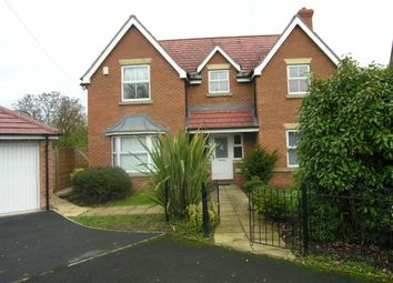 Thumbnail 4 bedroom detached house to rent in Headingley Mews, Wakefield