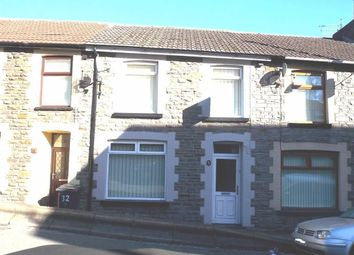 Thumbnail 3 bed terraced house to rent in Bassett Street, Abercynon, Mountain Ash