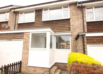 Thumbnail 3 bedroom town house for sale in Longfield Road, Pudsey
