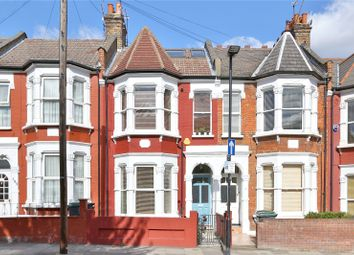 Thumbnail 1 bed flat for sale in Warham Road, Harringay, London