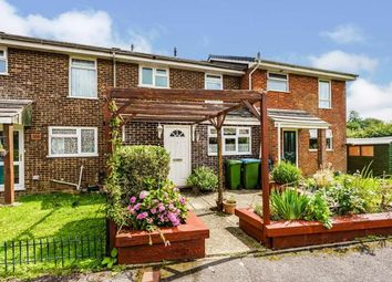 Thumbnail 3 bed terraced house for sale in Lamorna Gardens, Westergate, Chichester