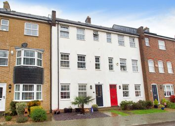 St. Lawrence Mews, Eastbourne BN23. 3 bed terraced house