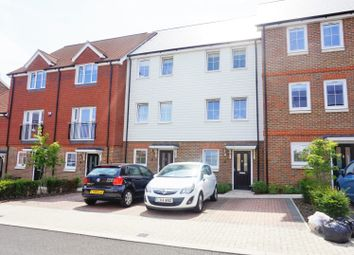 Thumbnail 3 bed terraced house for sale in Woodland Road, Dunton Green, Sevenoaks