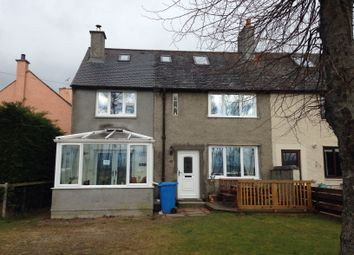 Thumbnail 4 bed end terrace house for sale in Newton Road South, Evanton