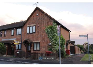 Thumbnail 1 bed terraced house to rent in Adam Close, Slough