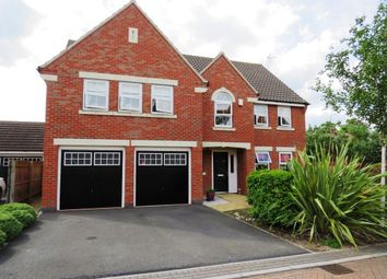 Thumbnail 5 bed detached house to rent in Boole Close, Lincoln