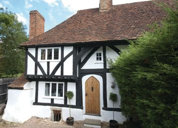 Thumbnail 3 bed cottage to rent in Old School Lane, Maidstone