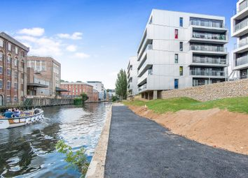 Thumbnail 2 bedroom flat for sale in Geoffrey Watling Way, Norwich