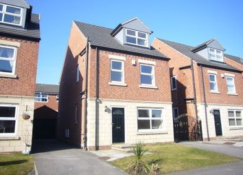 Thumbnail 4 bedroom detached house to rent in Village Court, Cudworth, Barnsley