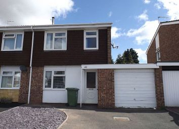 Thumbnail 3 bed semi-detached house to rent in Ambleside, Yazor Road, Hereford