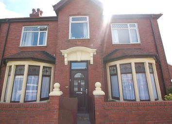 Thumbnail 4 bed end terrace house for sale in Skerryvore Caravan Park, Highfield Road, Blackpool