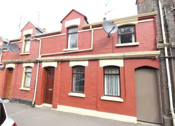 Thumbnail 3 bed terraced house to rent in Fountain Street, Muckamore, Antrim