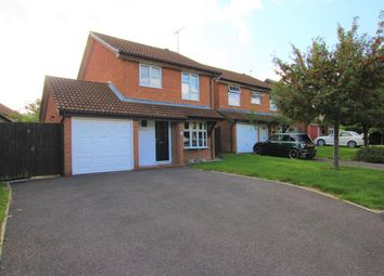 Thumbnail 3 bed detached house for sale in Somerset Close, Wokingham