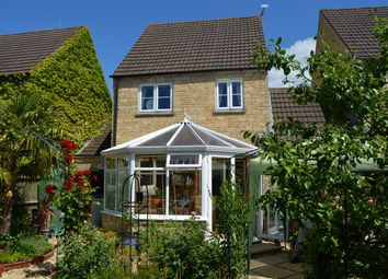 Thumbnail 3 bed link-detached house for sale in Swansfield, Lechlade, Gloucestershire