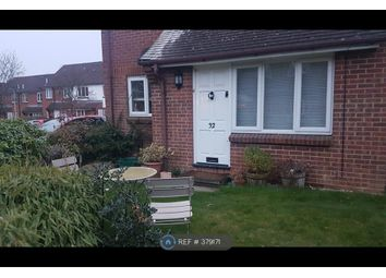 Thumbnail 1 bed end terrace house to rent in St. Leonards Court, Sandridge, St. Albans