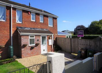 Thumbnail 3 bed end terrace house for sale in Patterdale Close, Plymouth