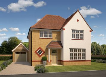 "Thumbnail 4 bed detached house for sale in ""Cambridge"" at Hatfield Road, Witham"