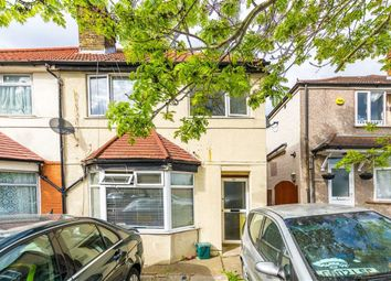 Thumbnail 4 bed semi-detached house for sale in Hill Rise, Greenford, Middlesex