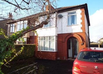 Thumbnail 3 bedroom semi-detached house for sale in Cadley Causeway, Fulwood, Preston, Lancashire