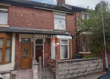 Thumbnail 3 bed terraced house for sale in Lilleshall Street, Dresden, Stoke-On-Trent, Staffordshire