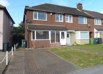 Thumbnail 3 bed end terrace house for sale in Queslett Road, Pheasey Estate, Great Barr, Birmingham