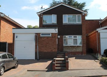 Thumbnail 3 bed detached house for sale in Elmbank Grove, Handsworth Wood, Birmingham