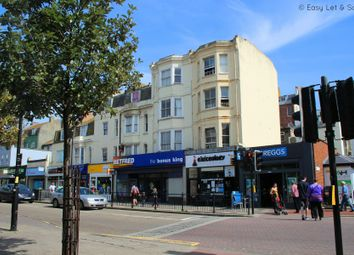 Thumbnail 1 bed flat to rent in Queens Road, Hastings