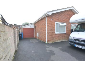 Thumbnail 2 bed detached bungalow for sale in Wayne Road, Parkstone, Poole