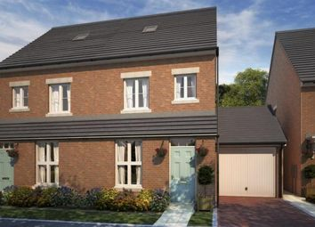 """Thumbnail 3 bedroom end terrace house for sale in """"Gibson"""" at Whitworth Park Drive, Houghton Le Spring"""