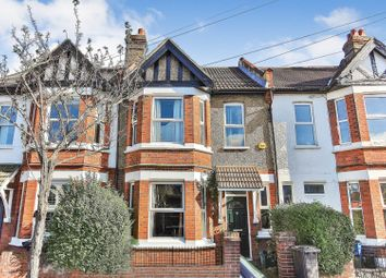 Thumbnail 3 bed terraced house for sale in Grecian Crescent, Upper Norwood