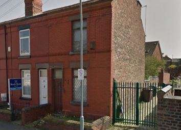 Thumbnail 2 bed end terrace house for sale in Eaton Street, Prescot