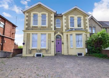 Thumbnail 3 bed flat for sale in Ashey Road, Ryde, Isle Of Wight