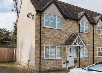 Thumbnail 3 bed semi-detached house for sale in Daniel Court, Stamford