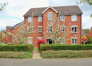 Thumbnail 2 bed flat for sale in Plough Close, Lang Farm, Daventry