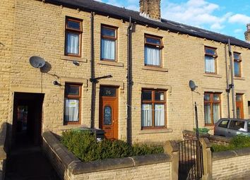 Thumbnail 2 bed terraced house for sale in Yews Hill Road, Huddersfield, West Yorkshire