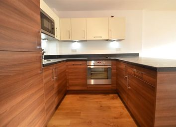 Thumbnail 1 bed flat to rent in Hurley House, Park West, West Drayton
