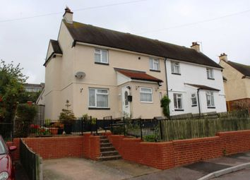 Thumbnail 4 bed semi-detached house for sale in Broadpark Road, Exmouth