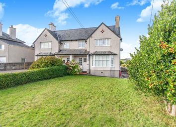Thumbnail 4 bed semi-detached house for sale in Lon Engan, Abersoch, Gwynedd