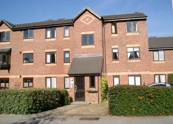 Thumbnail 1 bed flat to rent in Moorymead Close, Watton At Stone