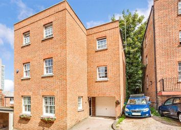 Thumbnail 5 bedroom detached house for sale in Hamond Hill, Chatham, Kent