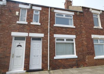 Thumbnail 2 bed terraced house for sale in Melrose Street, Hartlepool