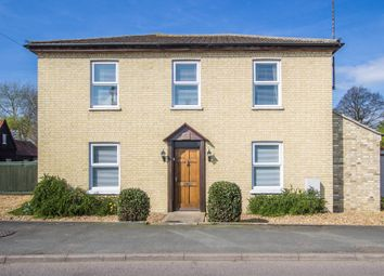 Thumbnail 3 bed detached house for sale in High Street, Milton, Cambridge