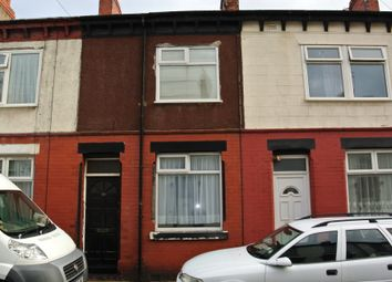 Thumbnail 2 bed terraced house to rent in Beresford Street, Blackpool