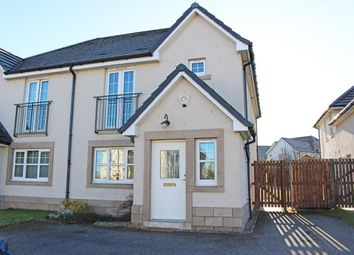 Thumbnail 3 bed semi-detached house to rent in Woodgrove Drive, Inverness