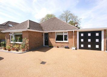 Thumbnail 3 bed detached bungalow for sale in Ivor Road, Corfe Mullen, Wimborne