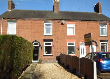 Thumbnail 2 bed terraced house for sale in Linley Road, Alsager, Stoke-On-Trent