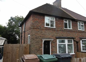 Thumbnail 3 bed semi-detached house for sale in Normanton Park, Chingford, London