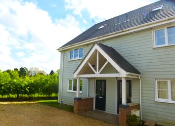 Thumbnail 3 bed end terrace house for sale in Saham Road, Watton, Thetford