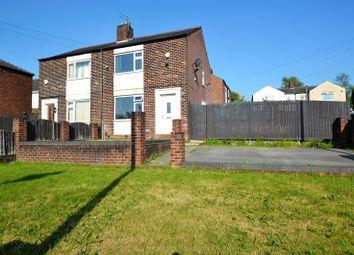 Thumbnail 2 bedroom semi-detached house to rent in Whitehead Road, Clifton, Swinton, Manchester